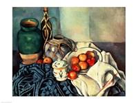 Still Life with Apples Fine Art Print