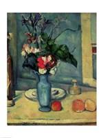 The Blue Vase Fine Art Print