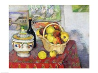 Still Life with Tureen Fine Art Print