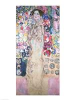 Portrait of Maria Munk Fine Art Print