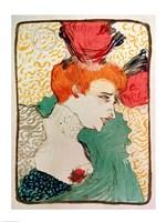Mademoiselle Marcelle Lender, 1895 Fine Art Print