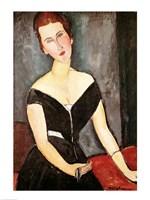 Madame G. van Muyden, 1917 Fine Art Print