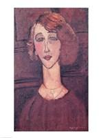 Renee, 1917 Fine Art Print