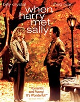 When Harry Met Sally - Billy Crystal Framed Print