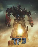 Transformers: Dark of the Moon Wall Poster