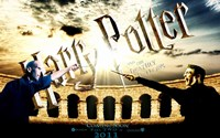 Harry Potter and the Deathly Hallows: Part II - 2011 Wall Poster