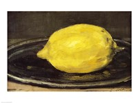 The Lemon, 1880 Fine Art Print