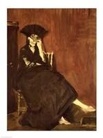 Berthe Morisot Fine Art Print