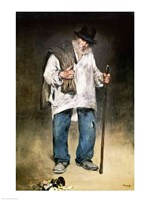 The Ragman, 1869 Fine Art Print