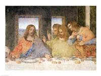 The Last Supper, (post restoration) Fine Art Print