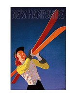 New Hampshire Fine Art Print