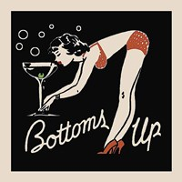 Bottoms Up Fine Art Print