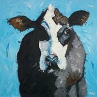 Cow #302 Fine Art Print