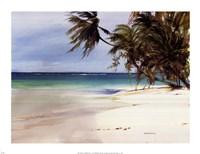 Caribbean Sea Fine Art Print