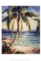 Tropical Breeze II Fine Art Print