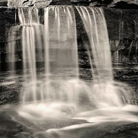 Waterfall, Study #2 Fine Art Print