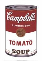 Campbell's Soup I:  Tomato, 1968 Framed Print