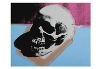 Skull, 1976 Fine Art Print
