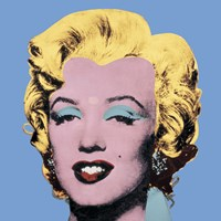 Shot Blue Marilyn, 1964 Fine Art Print