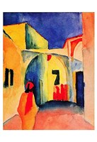 The Casbah Fine Art Print