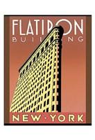 Flatiron Building Fine Art Print