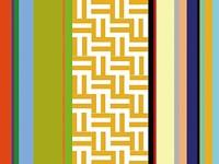 Striped Key Fine Art Print