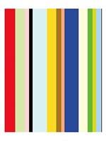 Curry Stripe Fine Art Print