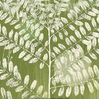 Forest Leaves Fine Art Print