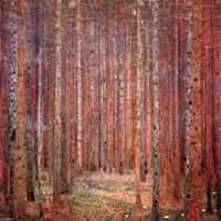 Tannenwald I Fine Art Print