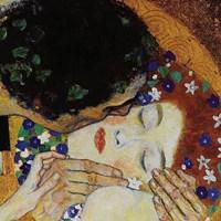 The Kiss (head detail) Fine Art Print