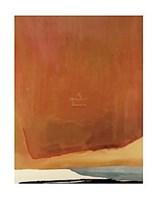 Sunset Corner, 1969 Fine Art Print