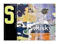 Whisky Layers Fine Art Print