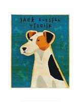 Jack Russell Terrier Fine Art Print