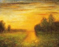 Evening Glow Fine Art Print