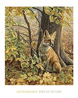 Eyes of Autumn Fine Art Print
