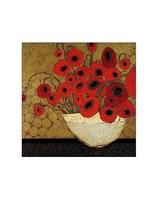 Frida's Poppies Fine Art Print