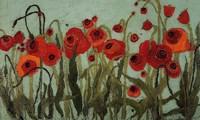 Poppyfield II Fine Art Print