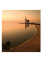 Netherlands Lighthouse Fine Art Print