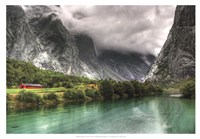 Norway 45 Fine Art Print