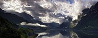 Norway Panorama Fine Art Print