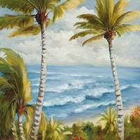 Seaside Escape Fine Art Print