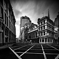 London City Lines Fine Art Print