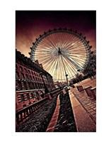 London Eye Fine Art Print