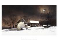 New Moon Fine Art Print