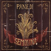 Semolina Fine Art Print