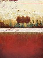 Landscape Secrets I Framed Print