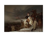The Passage of the Delaware, 1819 Fine Art Print
