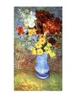 Vase With Anemone Fine Art Print