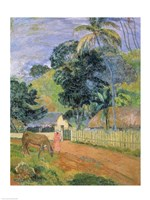 Landscape, 1899 Fine Art Print