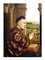 The Rolin Madonna Fine Art Print